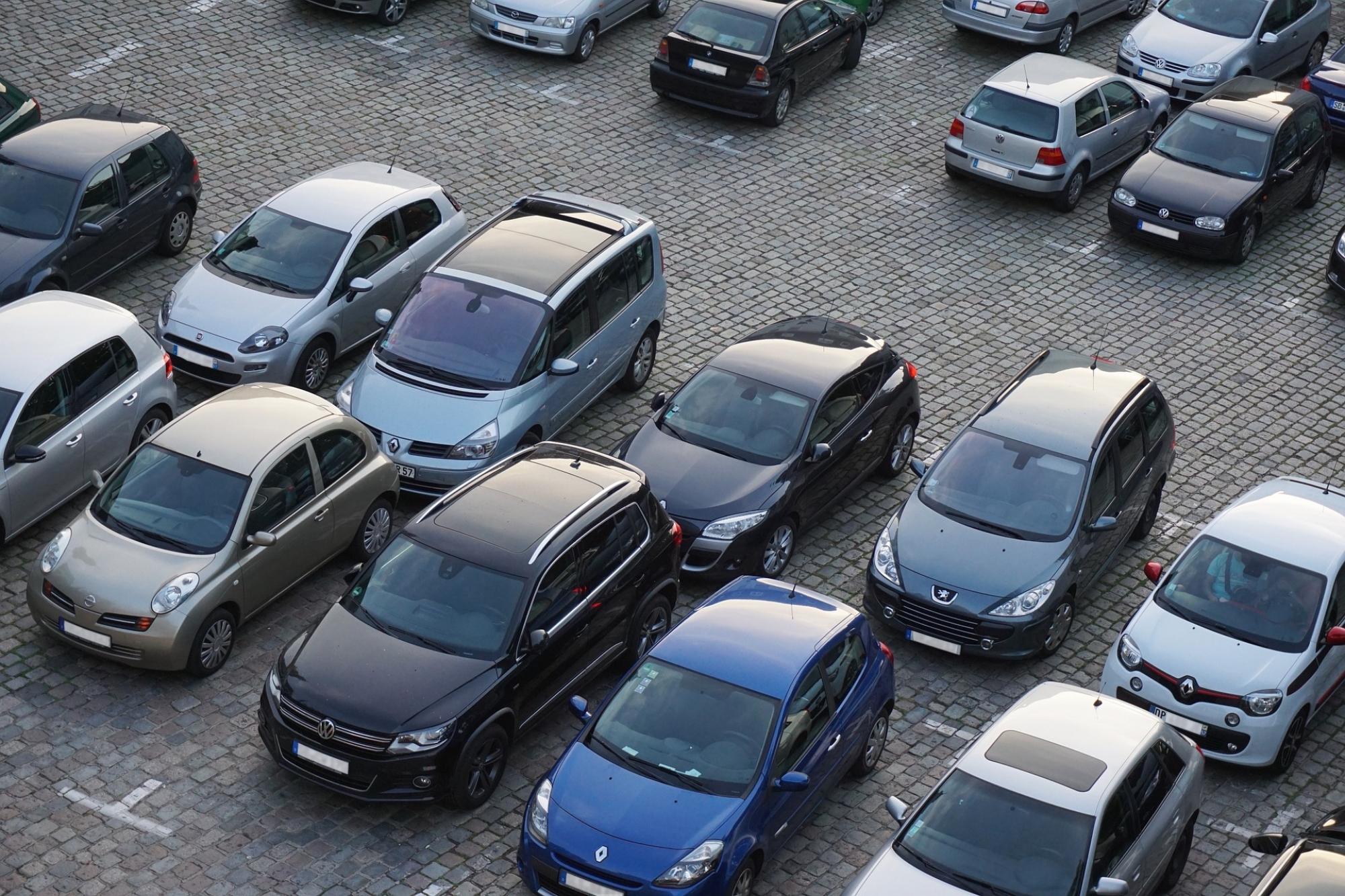 Parking à Cassis